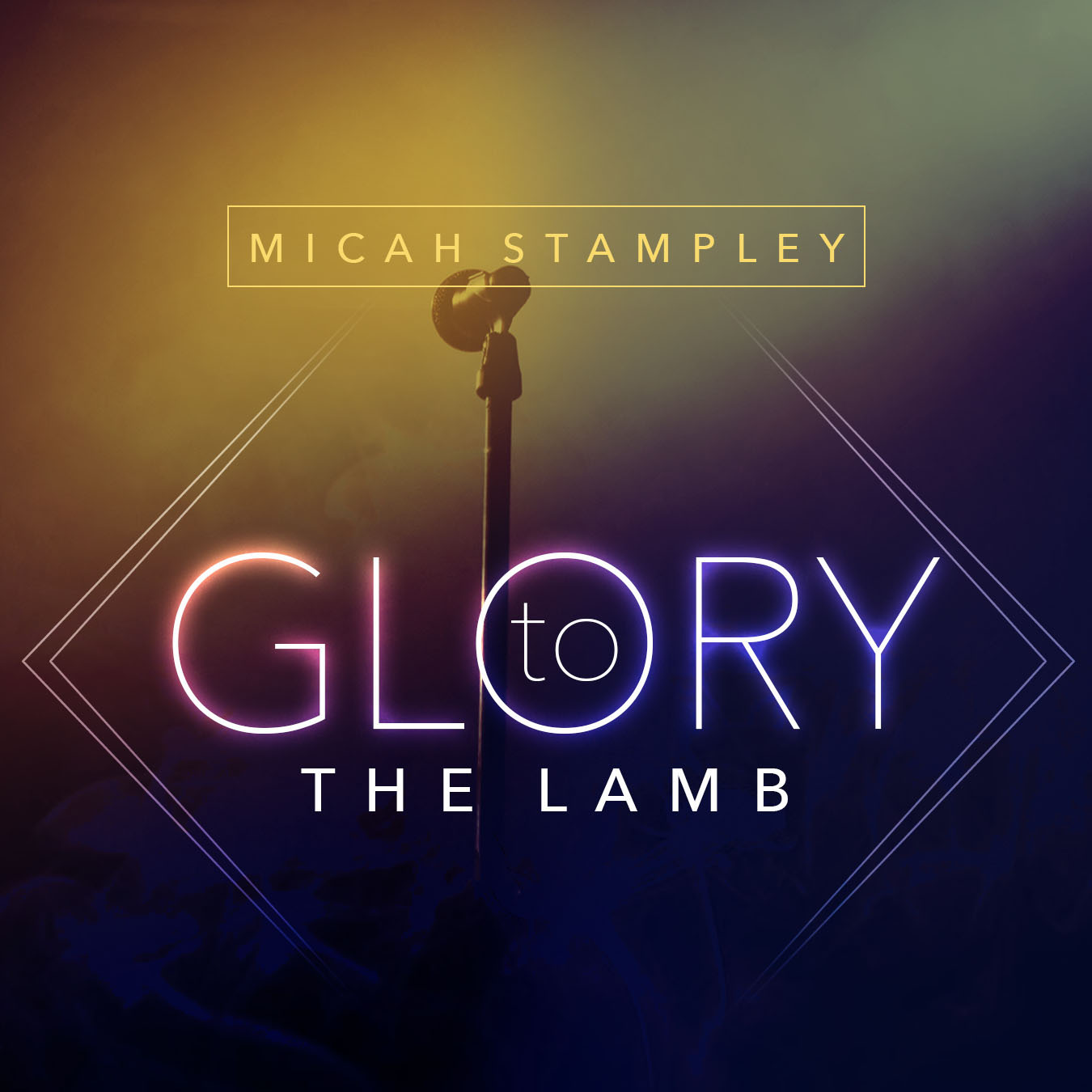 Glory to the Lamb Accompaniment track